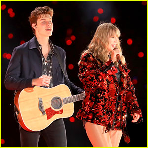Shawn Mendes Got a Text From Taylor Swift That Made Him Panic!
