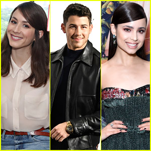 Troian Bellisario, Nick Jonas, Sofia Carson & More Share Voting Selfies on Instagram
