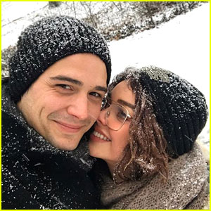 Wells Adams Gushes About Sarah Hyland in Super Sweet Birthday Message