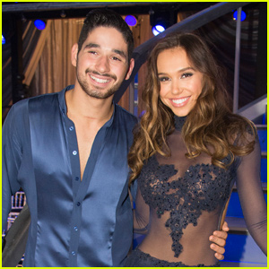Alan Bersten Shares Update on Relationship With Alexis Ren