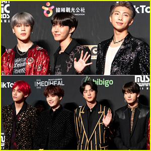 BTS Won Big at Mnet Music Awards 2018 in Hong Kong