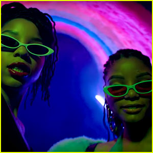 Chloe X Halle Debut Feel-Good 'Shine Bright' Music Video for 'Trolls' - Watch Now!