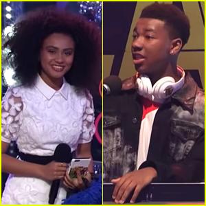 Daniella Perkins & Kida The Great To Host New Nickelodeon Digital Show 'Drop That Seat'