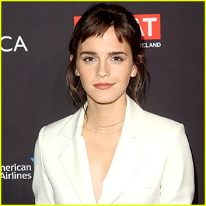 Emma Watson Posts Photo From the Set of 'Little Women'!