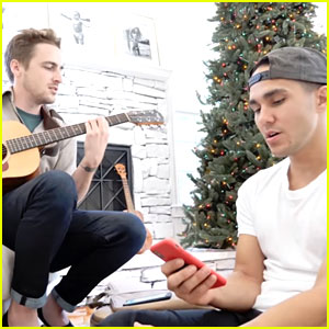 Kendall Schmidt & Carlos PenaVega Tease Possible Big Time Rush Reunion Tour?