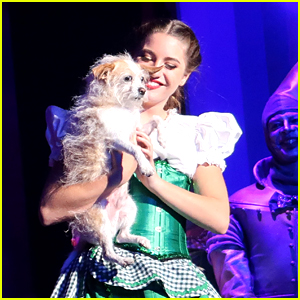 Mackenzie Ziegler Takes Final Bow as Dorothy in 'The Wonderful Winter Of Oz' Closing Night