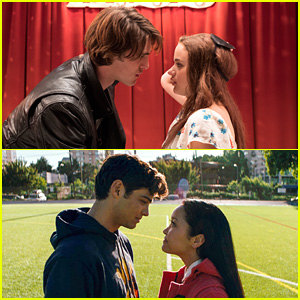 'The Kissing Booth' & 'To All The Boys I've Loved Before' Were Netflix's Most-Rewatched Original Movies of 2018