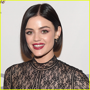 Lucy Hale Actually Auditioned For Fox's 'Rent: Live'