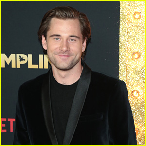 Fans Are Thirsting Hard For 'Dumplin' Hottie Luke Benward - See The Tweets!