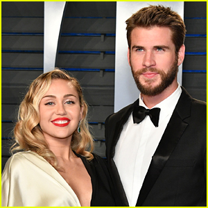 Miley Cyrus May Have Just Confirmed Her Marriage to Liam Hemsworth!