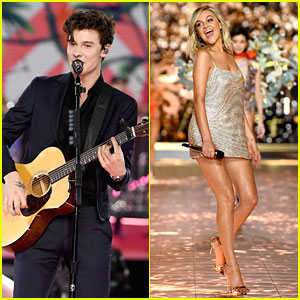 Shawn Mendes, Kelsea Ballerini & More: Victoria's Secret Fashion Show 2018 Performances - Watch!