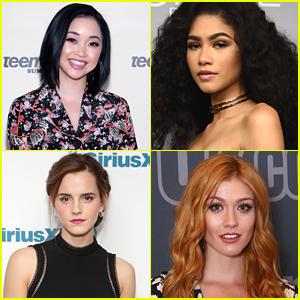 JJJ's Top 30 Actresses of 2018 Include Netflix Stars, Zendaya, Emma Watson & More!