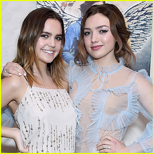 Bailee Madison & Peyton List Talk About The Pressures Of Being A Child Star