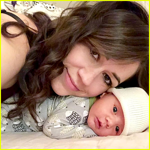 Colleen Ballinger Rings in Son Flynn's 1-Month Birthday With Cute New Pics!