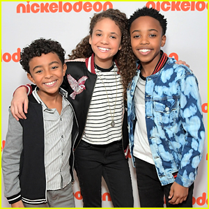 'Cousins For Life' Stars Scarlet Spencer & Dallas Young Talk Fave Moments On Set