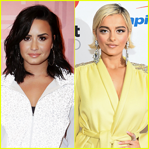 Demi Lovato Supports Bebe Rexha for Slamming Designers Who Refuse to Dress Her for Grammys 2019