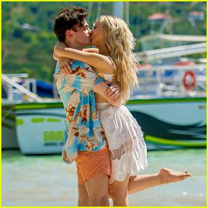 Dove Cameron & Thomas Doherty's Romantic Getaway to Jamaica Looked Magical!