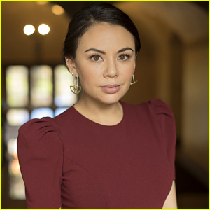 Janel Parrish Says Filming 'The Perfectionists' Season One Has Been an 'Incredible Ride'