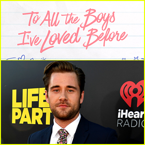 Luke Benward Dishes On Possibly Playing John Ambrose in 'To All The Boys' Sequel