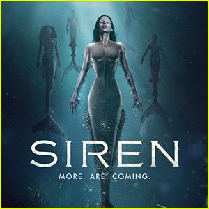 Meet The Full Cast of Freeform's 'Siren' Season 2