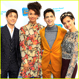 Sofia Wylie's 'Andi Mack' Co-stars Sent Her The Sweetest Birthday Messages