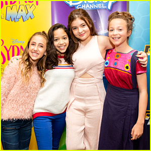 'Sydney To The Max' & 'Fast Layne' Stars Host Special Screening For Los Angeles Boys & Girls Clubs
