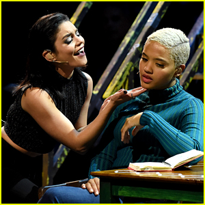 Vanessa Hudgens Sings Rent's 'Take Me or Leave Me' with Kiersey Clemons - Watch Now!