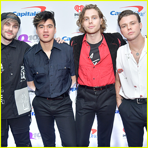 5 Seconds of Summer Teams Up With The Chainsmokers on 'Who Do You Love' - Listen!