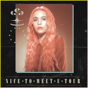 Bea Miller Announces North American 'Nice To Meet U' Tour