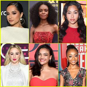 Becky G, Ashleigh Murray, Chloe Lukasiak & More To Walk in NYFW's Red Dress Fashion Show