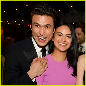 Charles Melton Kisses Camila Mendes in Perfect Pre-Valentine's Day Post: 'Mine'