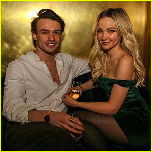 Thomas Doherty Lip Syncing To Dove Cameron's Music Is Everything!