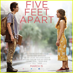Cole Sprouse & Haley Lu Richardson Debut New 'Five Feet Apart' Trailer - Watch!