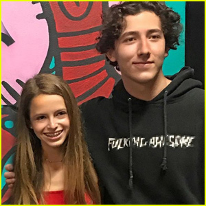 Frankie Jonas Teams Up With Alli Haber For New Song 'Too Young'