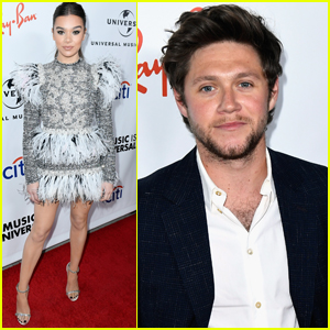 Hailee Steinfeld & Niall Horan Both Step Out for After Grammys 2019 Party