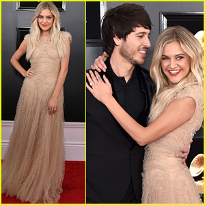Kelsea Ballerini & Morgan Evans Are The Cutest Couple Ever at Grammys 2019
