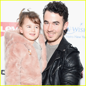 Kevin Jonas Shares Sweet Birthday Note For Daughter Alena!