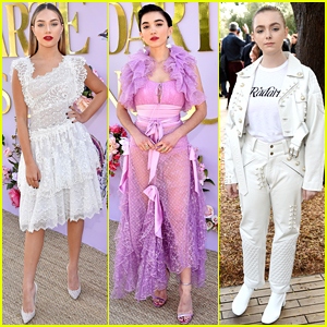 Maddie Ziegler, Rowan Blanchard, & Elsie Fisher Wow Us with These Rodarte Looks!