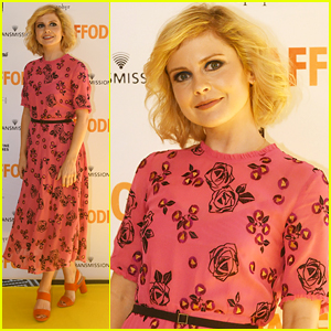 Rose McIver Premieres Her New Movie 'Daffodils' in New Zealand