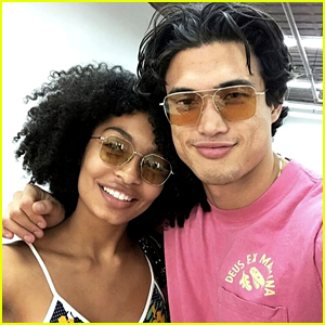 Yara Shahidi & Charles Melton Share First Poster For 'The Sun is Also A Star'