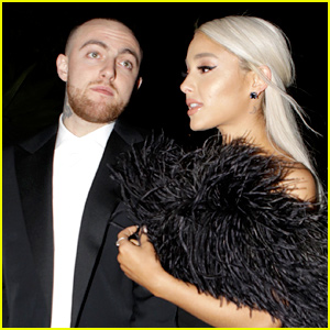 Ariana Grande Kicks Off 'Sweetener Tour' With Mac Miller Tribute