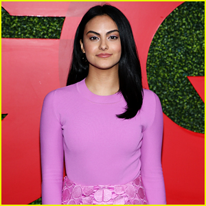 Camila Mendes Mourns Late 'Riverdale' Co-Star Luke Perry