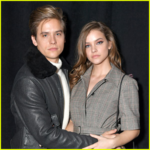 Barbara Palvin's Boyfriend Dylan Sprouse Writes Sweet Note After VS News