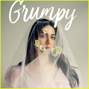 Emeraude Toubia Gushes Over Isabelle Lightwood's Strength in 'Grumpy' Magazine's New Issue