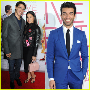 Justin Baldoni Gets Gina Rodriguez's Support at 'Five Feet Apart' Premiere!