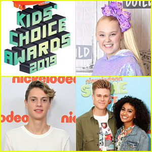JoJo Siwa & More Nickelodeon Stars Will Be At The Kids' Choice Awards 2019 (Exclusive)