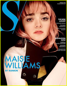 Maisie Williams Reveals Final 'GOT' Season Brought Lots of 'Tears & Speeches'
