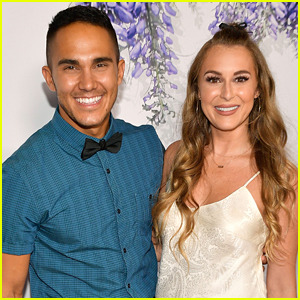 Alexa & Carlos PenaVega Reveal Gender & Name of Baby #2