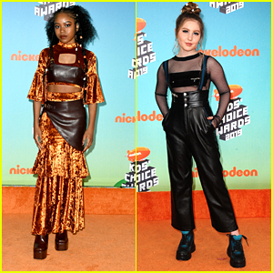 Riele Downs Designs Another Killer Look For KCAs 2019