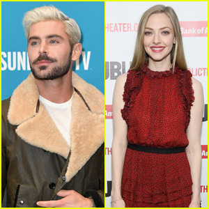 Zac Efron & Amanda Seyfried Will Voice Characters in Upcoming 'Scooby-Doo' Film!